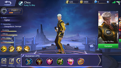 Hero Mobile Legends Terbaik