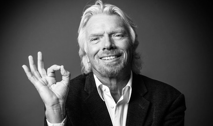 Lecciones de vida de Richard Branson