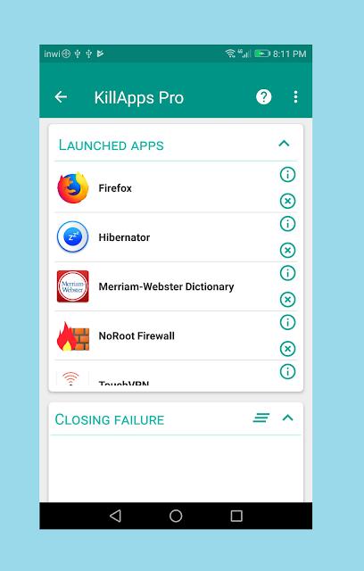 Aplikasi Auto Kill Optimasi HP Xiaomi Lemot