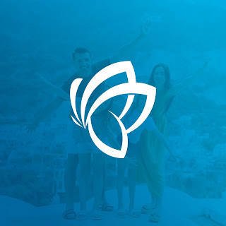 KIM HANA HOLIDAY Logo Design