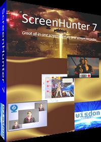 ScreenHunter Pro 7 Latest Version Free Download, File Cr
