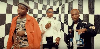 Download Video | Kashyzo ft Poul Wamilazo - Fifty 50