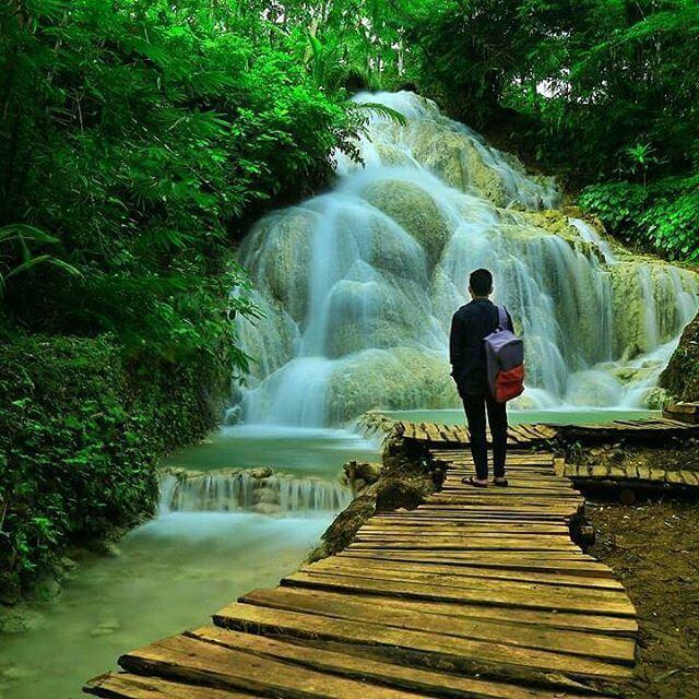 Wisata Gunungkidul Air Terjun Gedad