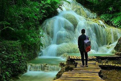 Keunikan Wisata Alam Air terjun Gedad, Air Terjun Favorit di Kabupaten Gunung Kidul