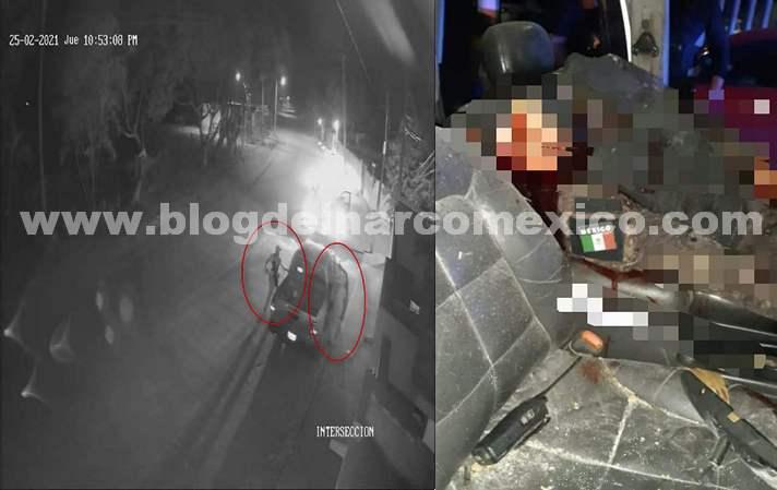 Video: Comando de la muerte del Cártel del Golfo ingresa a Ciudad Valles a ejecutar y se agarra a balazos con Fuerzas de Seguridad, hay 4 Sicarios muertos