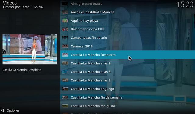 Ver contenido online de CMM TV