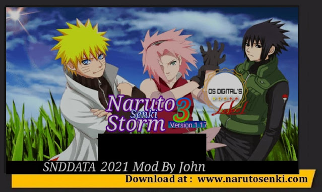 Download Naruto Senki Storm 3 Mod Apk by John