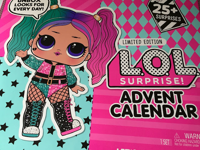 LOL Surprise Advent Calendar