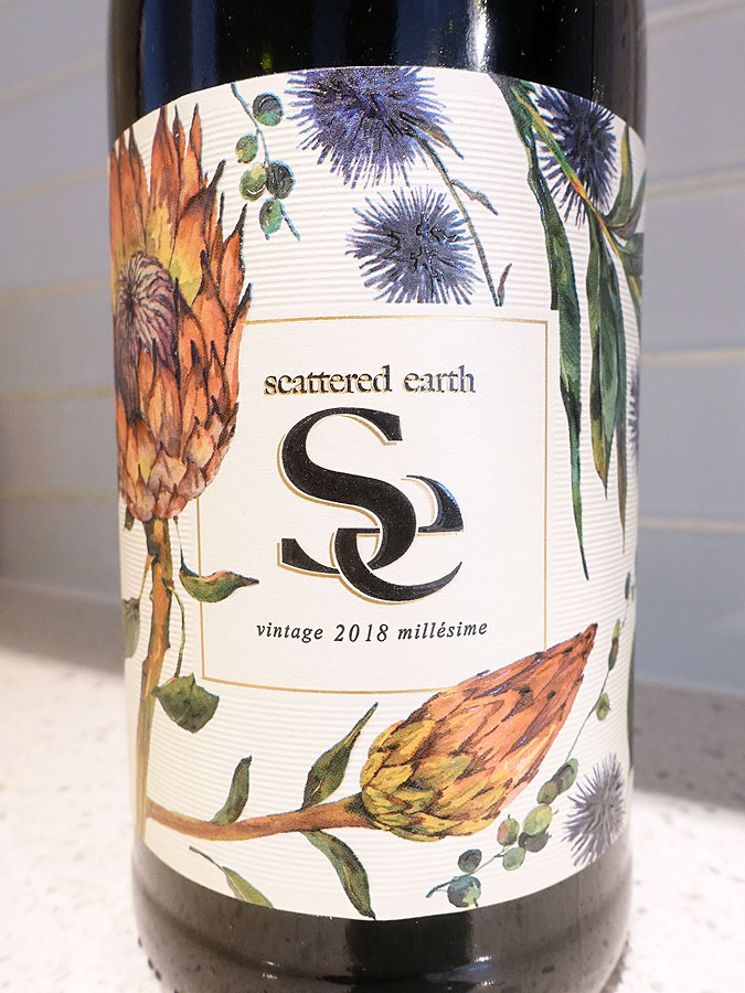 Scattered Earth Bush Vine Cinsault 2018 (88 pts)