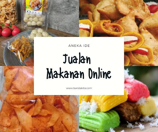 Inilah Saatnya Merintis Usaha Kuliner Online