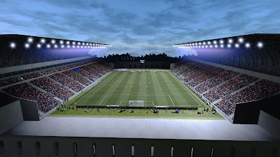 PES 2021 Stadium HaMoshava