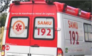 Acidente com vitima fatal foi registrado na BR 104, entre Barra de Santa Rosa e Remígio