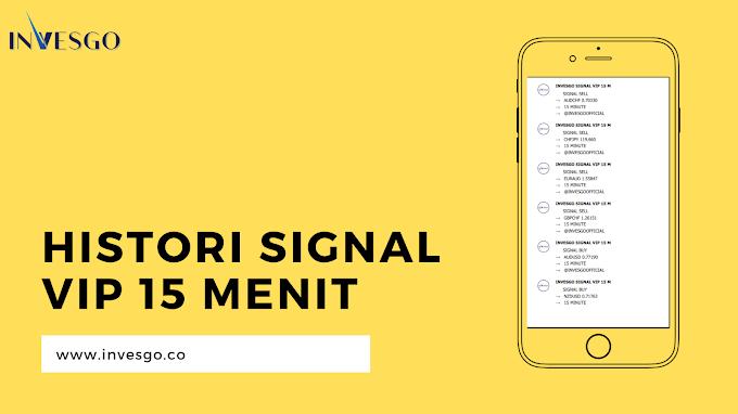 Histori Signal VIP 15 Menit - BULAN MEI 2021  | INVESGO