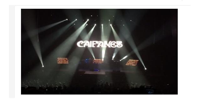 Caifanes en Ciudad de Mexico Fechas