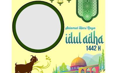 Contoh Gambar Ucapan Selamat Hari Raya Idul Adha Terbaru 3