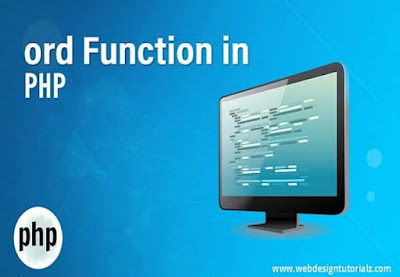 PHP ord() Function