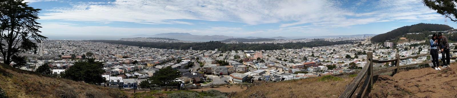 Suburbs of San Francisco