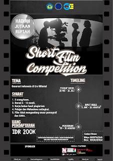 Short Film Competition, Kuy Buruan Daftar
