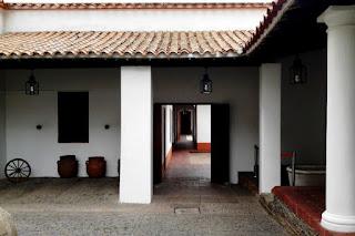 Caballerizas de la Casa de Simón Bolívar