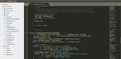 Text Editor Sublime Text