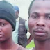 Why We Turned To Robbery - Couple