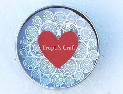 Paper Quilling Magnets