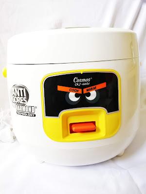 rice cooker cosmos harmond