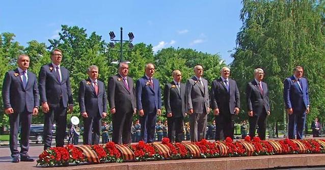 2020 г. – нет смысла перечислять тех, кто отказал президенту России, проще посчитать по пальцам тех, кто его уважил своим визитом