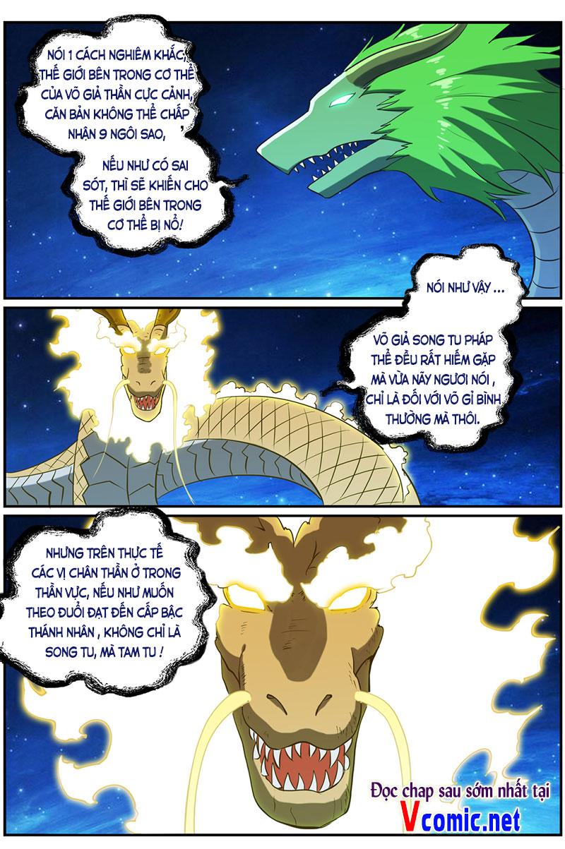 Bách Luyện Thành Thần Chương 734 - Truyentranhaz.net