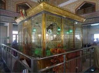 Makam Syekh Imam Abu Hasan Asy-Syadzili