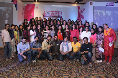 My first Indiblogger meet in association with Berger Express Painting