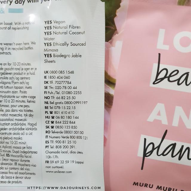 Cara membaca logo pada produk kecantikan