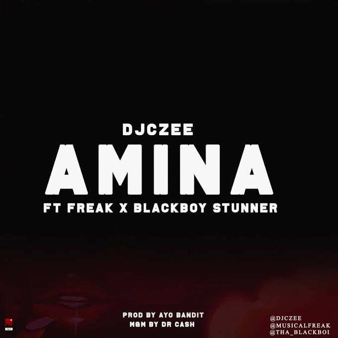 [MUSIC] DJCZEE- AMINA FT FREAK X BLACKBOY STUNNER