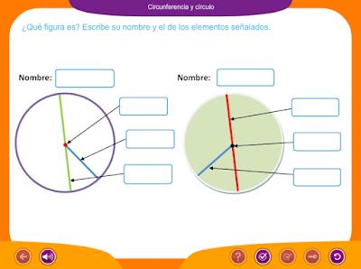 http://ceiploreto.es/sugerencias/juegos_educativos/10/Circunferencia_circulo/index.html