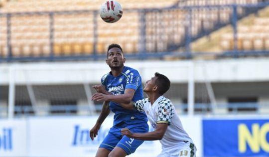 Laga Uji Coba: Persib Bandung vs Tira Persikabo 0-0