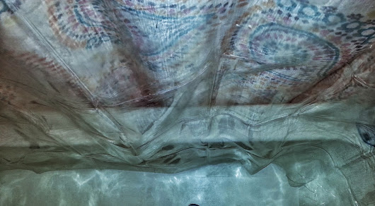 Super Clear Shower Curtain Liner by Smarty Pants Supplies