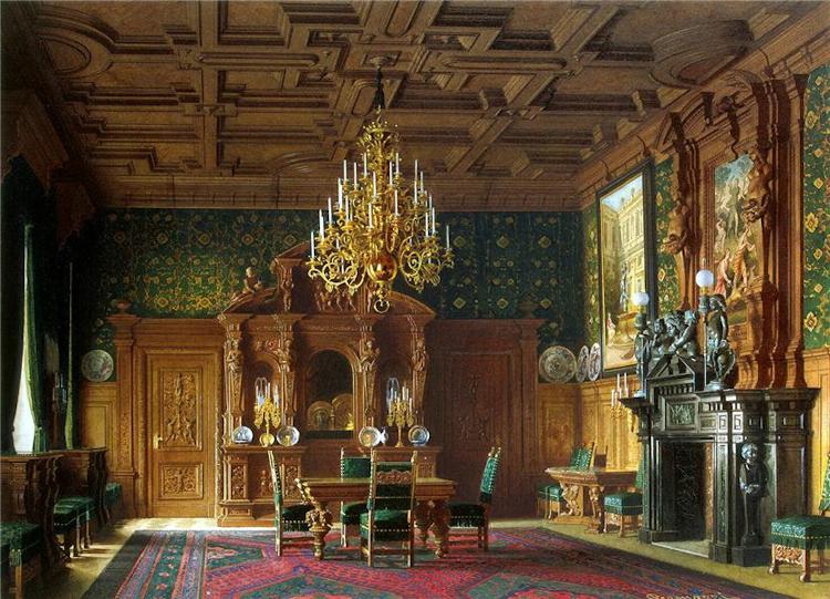 Gods And Foolish Grandeur Interiors Of The Stieglitz