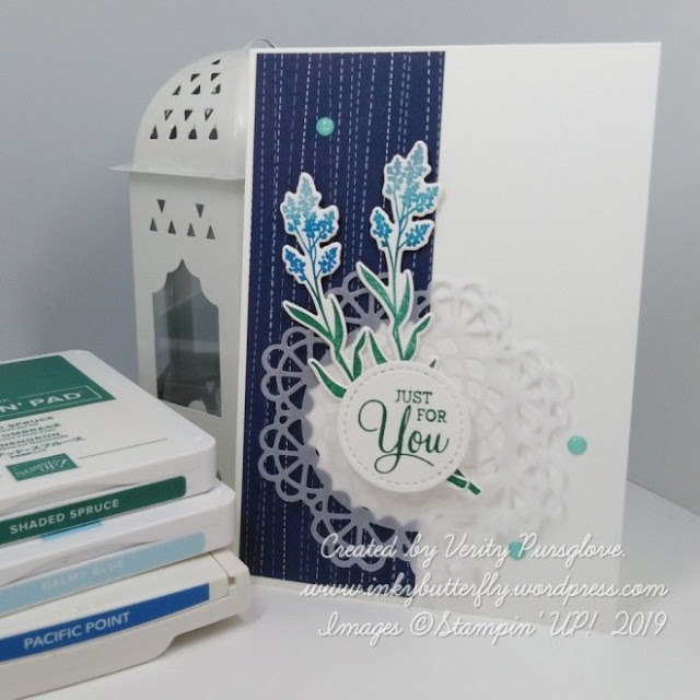 Dear Doily Stampin' Up!