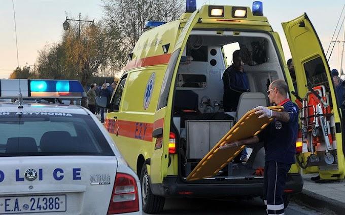 Σοκ στο Βόλο: Αυτοκίνητο έπεσε σε γκρεμό - 2 νεκροί και 2 τραυματίες