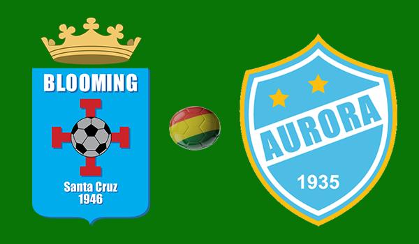 Blooming vs. Aurora - Torneo Apertura 2018