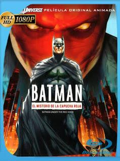 Batman: El misterio de Capucha Roja (2010) HD [1080p] Latino [GoogleDrive] SilvestreHD