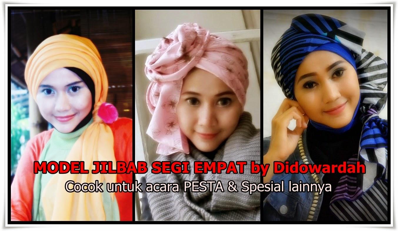 Tutorial Jilbab Untuk Hijaber Indonesia VIDEO TUTORIAL Model