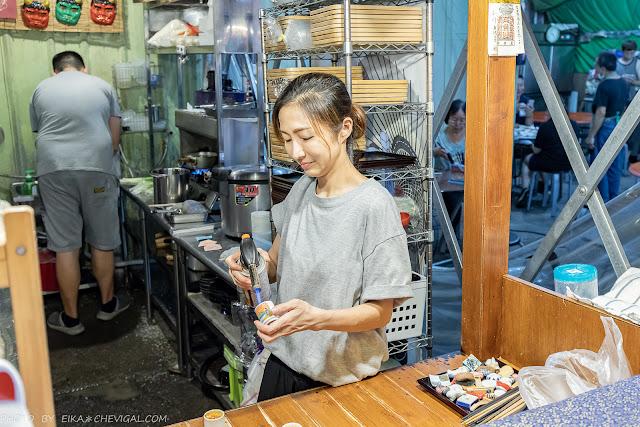 MG 7613 - 小川家日式咖哩,忠孝夜市人氣咖哩飯,只賣3種餐點,生意好到要排隊~