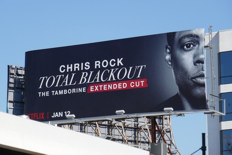 Chris Rock Total Blackout Tamborine Extended Cut billboard