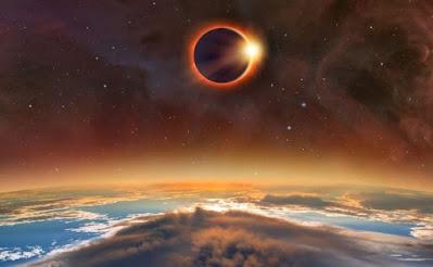 bahaya Gerhana Matahari Cincin