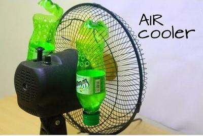 Como funciona ar condicionado caseiro