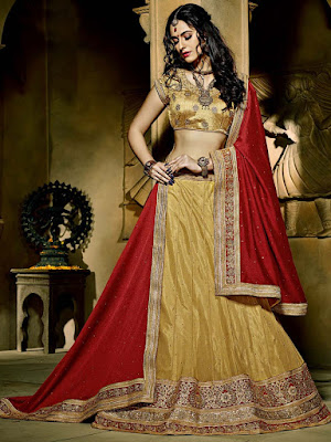 Designer-indian-lehenga-choli-dresses-designs-2017-for-women-6