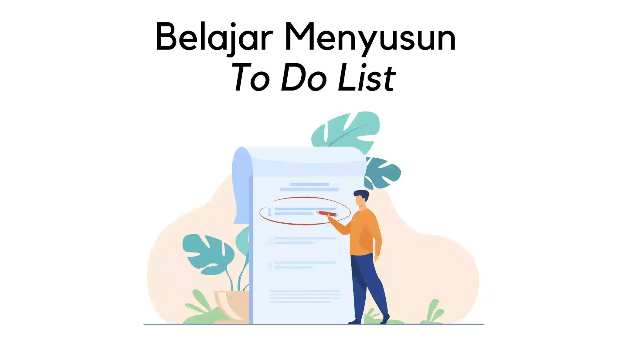 membuat-to-do-list