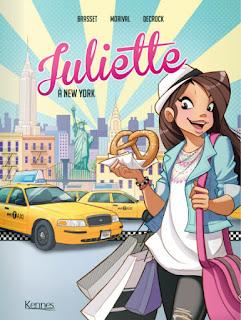 [7BD] Juliette à New York (tome 1)