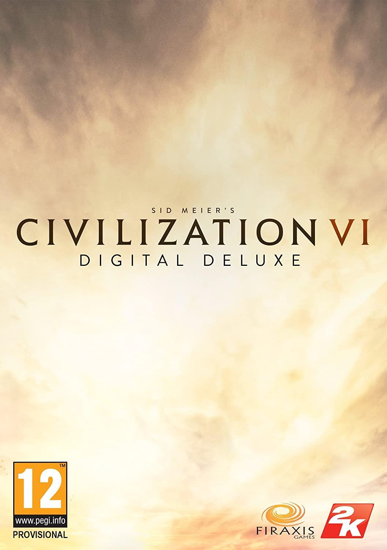 Sid Meiers Civilization VI Digital Deluxe Torrent (PC)
